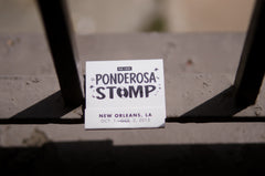 Matchbooks for the 2015 Stomp