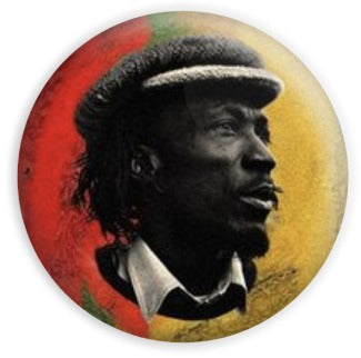 Alton Ellis Round Button