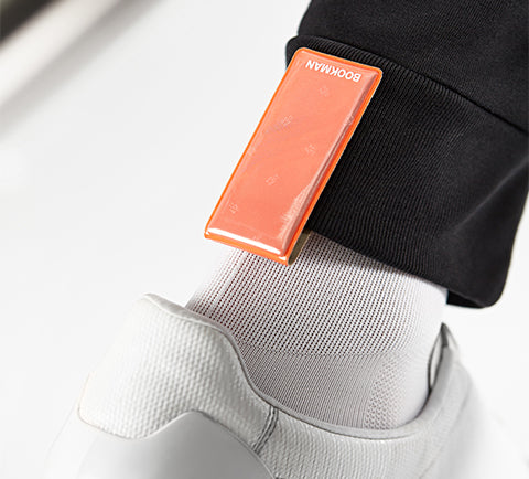 Clip-On reflectors for runners