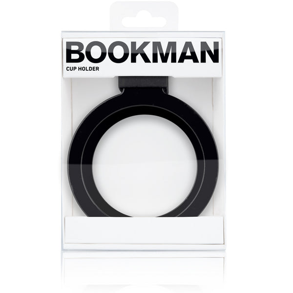 Cup holder Black | BOOKMAN