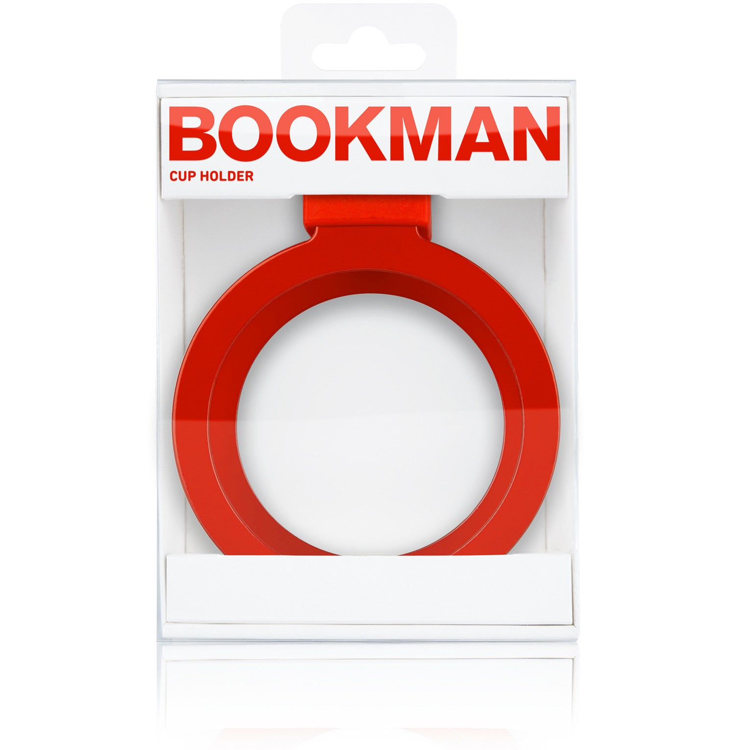 Cup holder Red | BOOKMAN