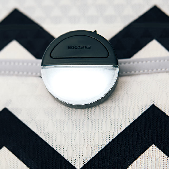 Eclipse wearable light in perspective #color_gray