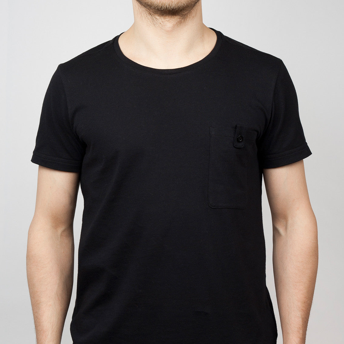 Cycling T-Shirt Black