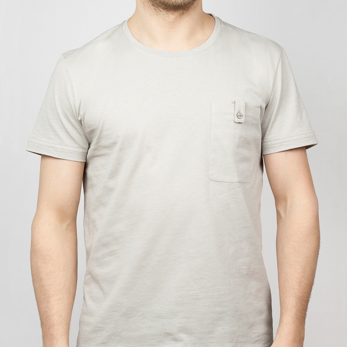 Cycling T-Shirt French Grey