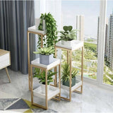 support plante moderne design