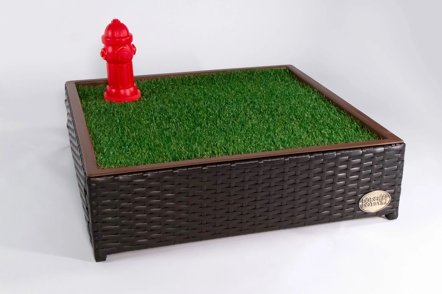 5 Essential Features that make Porch Potty's Synthetic Grass the Best