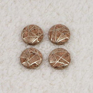 1-1/8 inch Covered Buttons