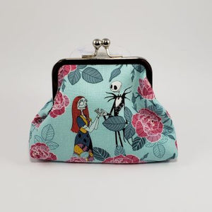 Kylie Kisslock Coin Purse - Various Prints Available