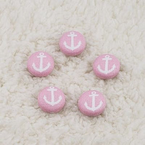 3/4 inch Covered buttons