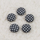 7/8 inch Covered buttons