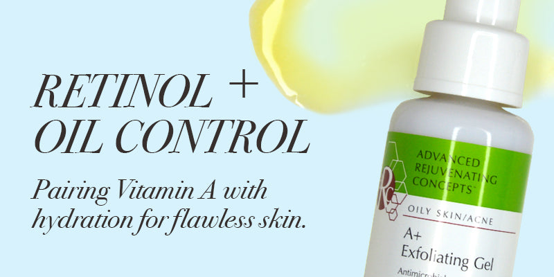 Retinol + Oil Control ARC A+ Gel