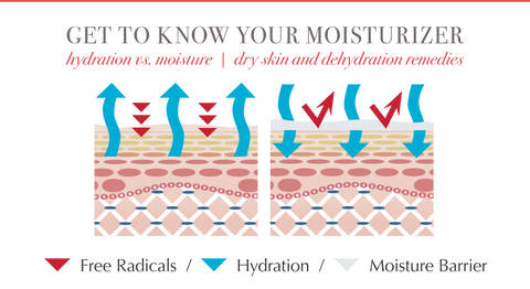 Multifaceted Moisture