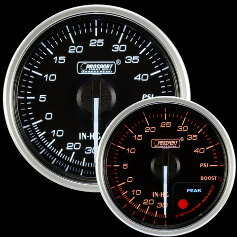 "2-1/16"" Supreme Series Electrical Boost Gauge"