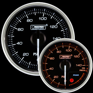 "2-1/16"" Supreme Series Electrical Oil Pressure Gauge"