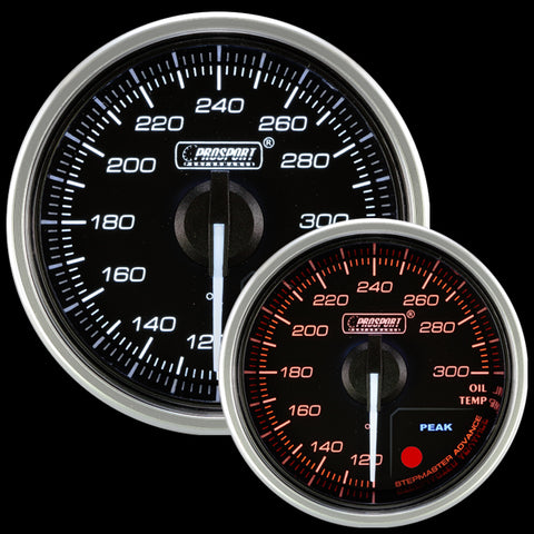 "2-1/16"" Supreme Electrical Oil Temperature Gauge"