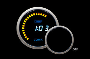 Prosport Gauges clock