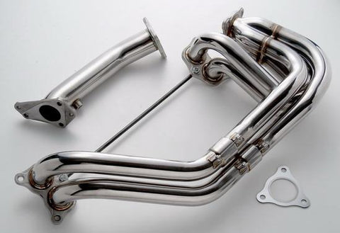 Subaru WRX Headers-Unequal