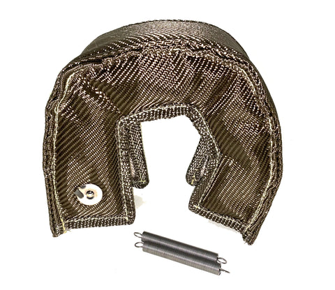 Turbo heat Shield blanket T3-Titanium