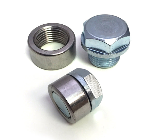 Stainless Steel Weld On Bung - Kit