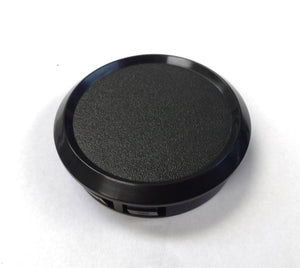 "2-1/16"" Gauge Blank with Black Bezel"