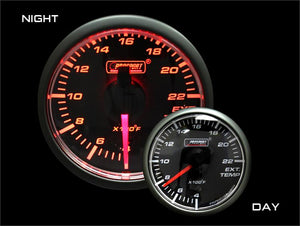 45mm Exhaust Gas Temperature Gauges