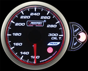 "2-1/16"" Halo-Oil Temperature Gauge"