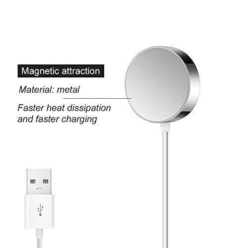 iWatch Magnetic Wireless Charger For Apple Watch 1,2,3, 4 & Cellular