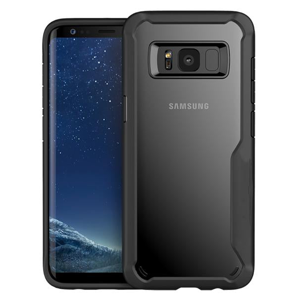 Black Creative Cover Case for Samsung Galaxy S8 Plus