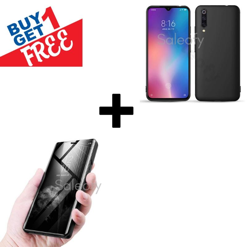 "<span class =""titlehead""> Buy 1 Get 1 FREE </span></br> Galaxy A50 Mirror Shine + Lens Case <span class=""titlehead1""></br>Get 2 Different Cases for price of 1 + Free 5D Tempered Glass </span>"