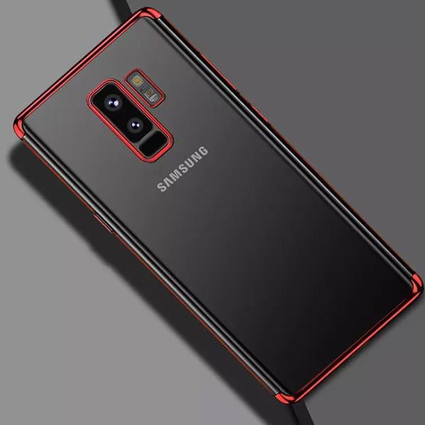 Red Platinum Cover Case for Samsung Galaxy S9 Plus