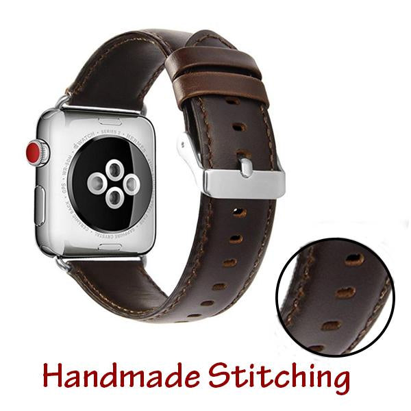 High Quality Genuine Watchband For Apple Watch 1, 2, 3 & Cellular