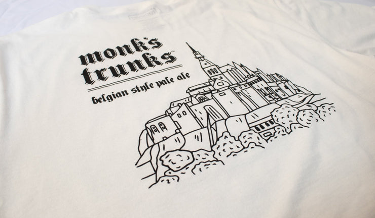 Monks Trunks T-Shirt