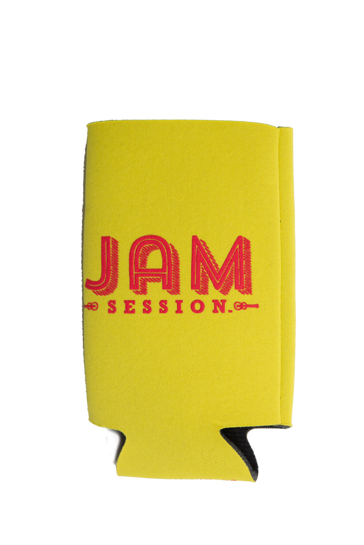 Jam Session Koozie