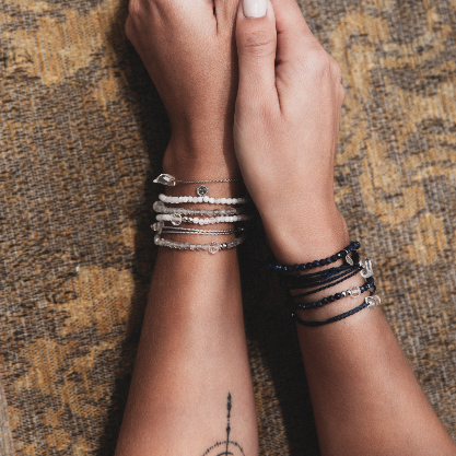 Be the best version of you - Armbänder SET