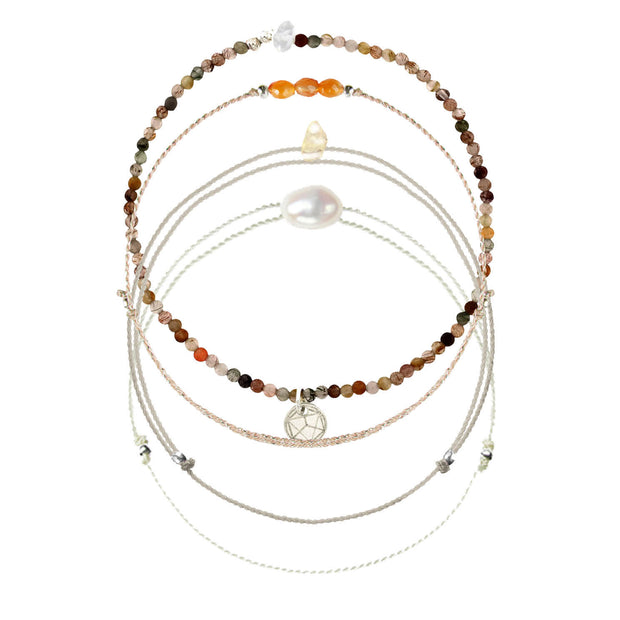 Darling you are a Goddess- Armbänder SET