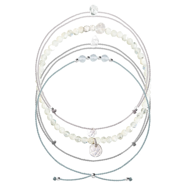 pure magic light - Armbänder SET