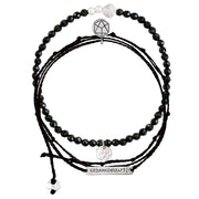 Trust the timing of your life - Armbänder SET