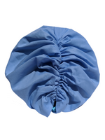 Light Blue Cotton Turban - SOL-010
