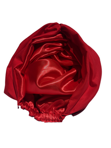 Red Cotton Turban - SOL-06