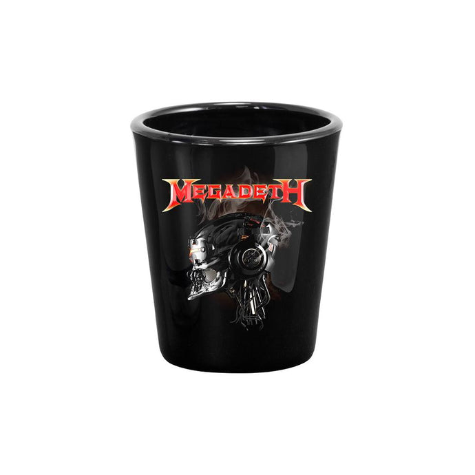 Megadeth Smoking Vic Mug