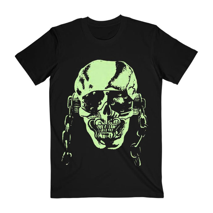 Vic Head Glow Black Tee