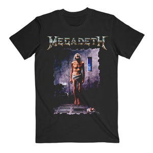 Countdown To Extinction Album Tee