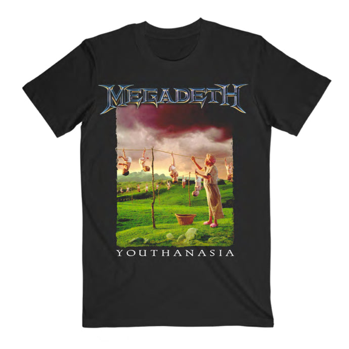 Youthanasia Album Tee