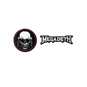 Megadeth Patch Set