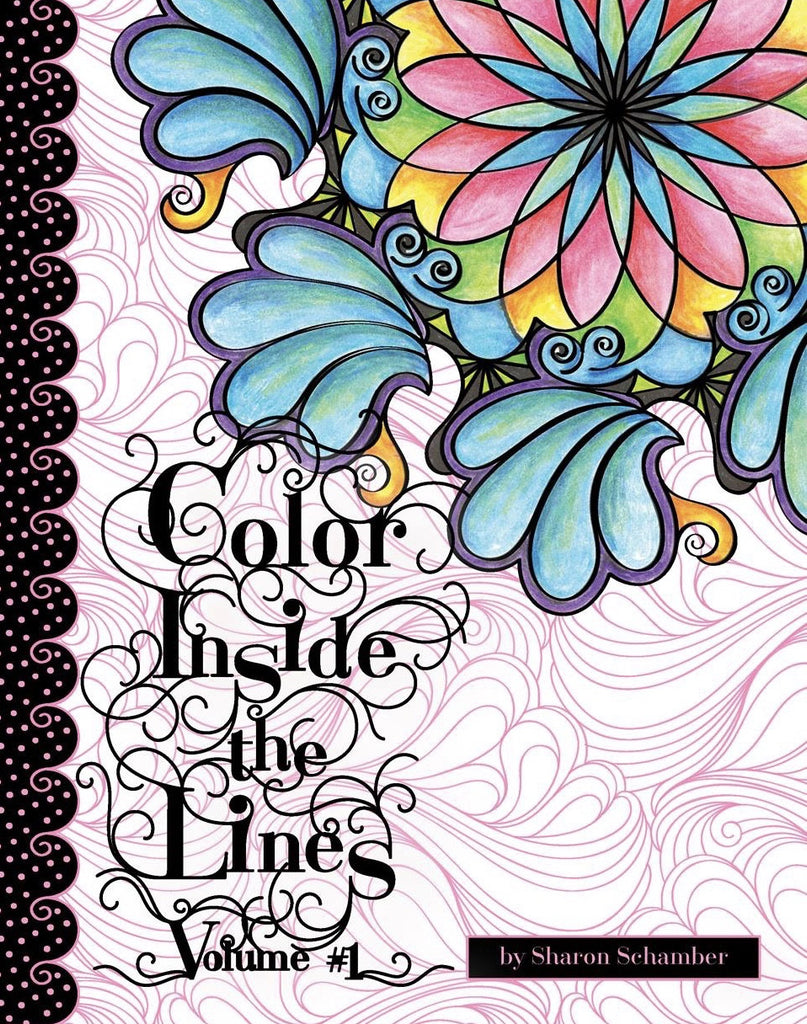 Color Inside the Lines, Vol. 1