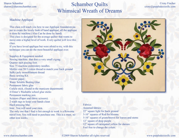 Whimsical Wreath of Dreams