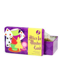 STORYTIME ALICE IN WONDERLAND TEA