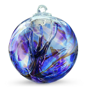 FW: IRIDESCENT FAIRY WINGS WITCH BALL