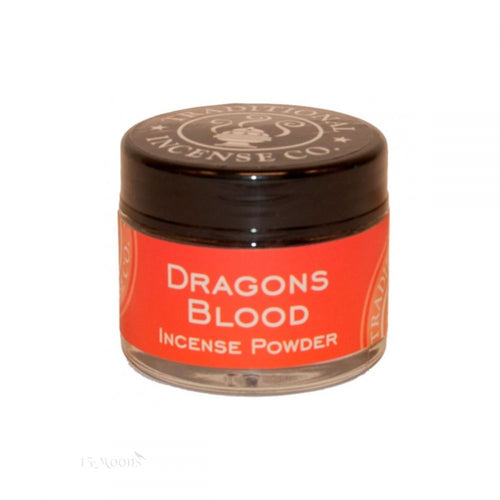 NEW! DRAGON'S BLOOD PLANT BASED INCENSE POWDER