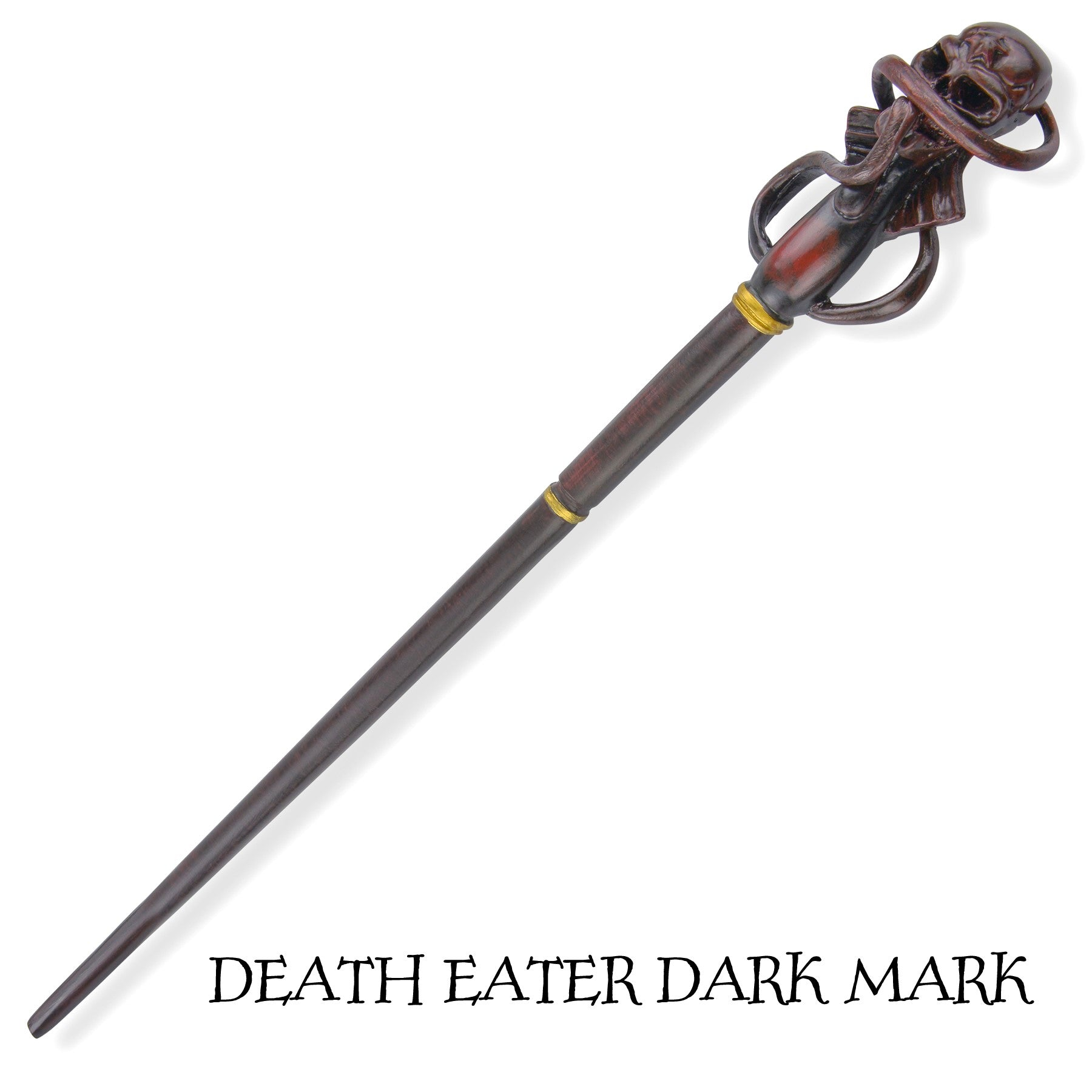 Death Eater (Dark Mark) Wand